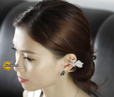 rhinestone-butterfly-ear-cuff-earrings-gold