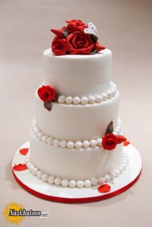 مدل کیک عقد – 11