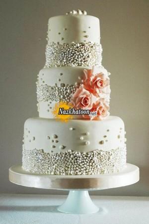 مدل کیک عقد – 9