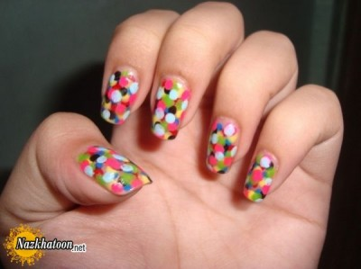 Cute-Colorful-Nail-Designs