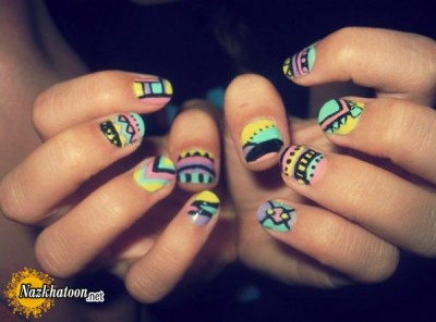 Cute-Nail-Designs-for-Beginners