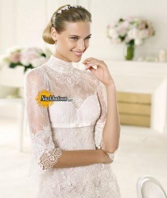 مدل لباس عروس – 81