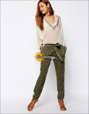 مدل شلوار زنانه – 15