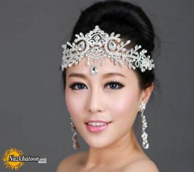 مدل تاج عروس – 17