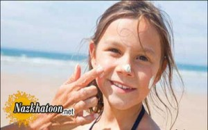 اصول استفاده از کرم ضد آفتاب