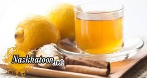 وزن ایده ال با مصرف چای زنجبیلی