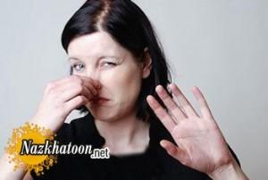 دلیل  بوی غیرطبیعی در ناحیه تناسلی زنان
