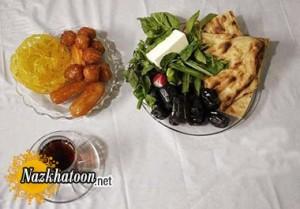 نکاتی جهت کاهش وزن در ماه رمضان