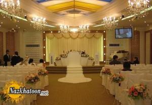 دکور مراسم عروسی – 3