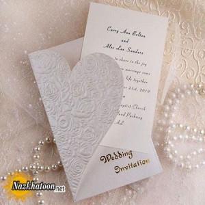 مدل های ساده و شیک کارت عروسی – سری 5