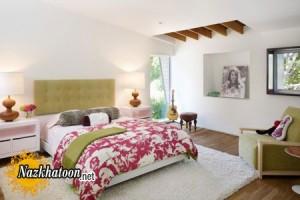 راهنمای ست کردن ترکیب رنگ اتاق خواب