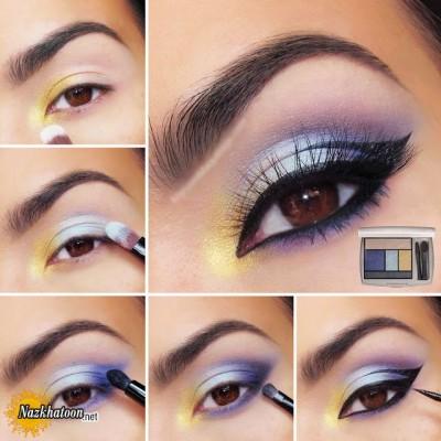 آرایش چشم – مدل 98