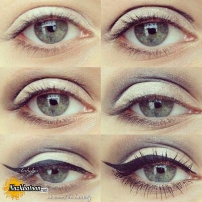 آرایش چشم – مدل 84