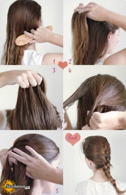 Braids-steps-hairstyles-for-long-hair