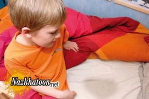 کمک کردن به کودکان دارای شب ادراری