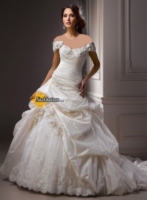 beautiful-princess-ball-gown-wedding-dresses