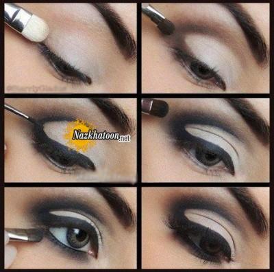 آرایش چشم – مدل 95