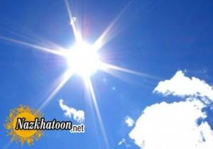 نزدیکتر شدن زمین به خورشید در تابستان