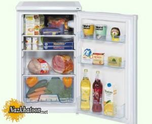 راحت پیدا کردن وسایل یخچال