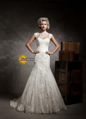 neck_embroidery_court_train_lace_wedding_dresses-1