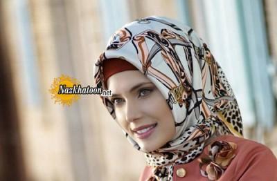 مدل شال و روسری – 20