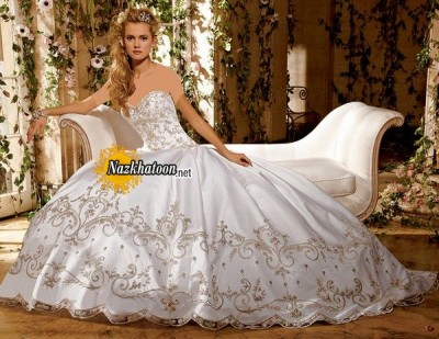 stunning-big-princess-wedding-dresses