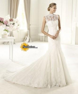 مدل لباس عروس – 93
