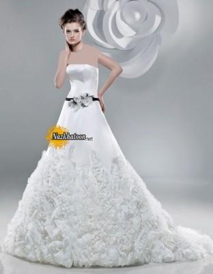 مدل لباس عروس – 90