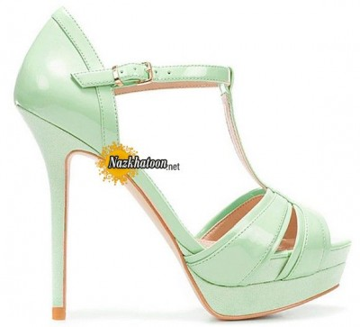 Pretty-Pastel-Shoes-For-Your-Wedding-Day