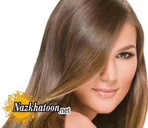نرم کردن موها با محلول های خانگی