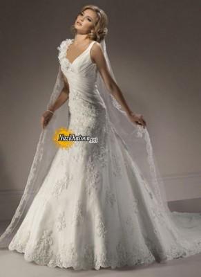 مدل لباس عروس – 94