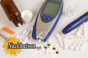 چگونگی مراقبت های دیابت در تابستان
