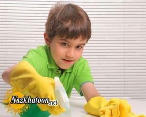 روشهای آموزش مسئولیت پذیری به کودکان