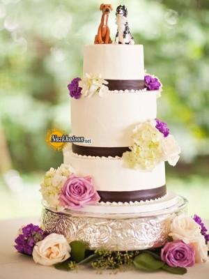 مدل کیک عقد – 12