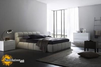 مدل دکوراسیون اتاق خواب شیک و مدرن