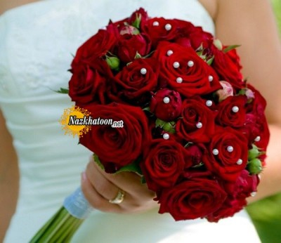 مدل دسته گل عروس – 23