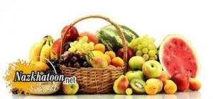چند میوه خنک کننده در تابستان