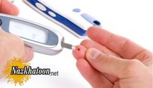نکاتی برای افراد مبتلا به دیابت