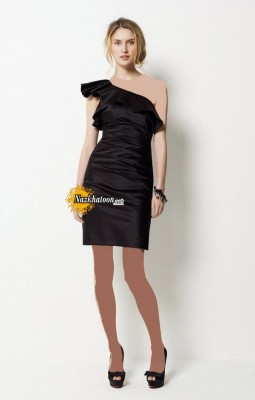 مدل لباس مجلسی کوتاه – 81