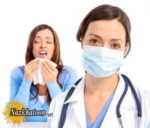 مواظب بیماری های پاییزی باشید