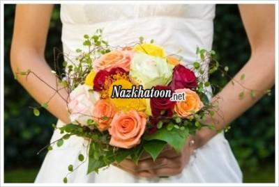 مدل دسته گل عروس – 24