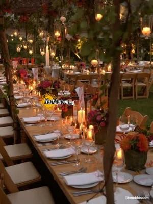 دکور مراسم عروسی – 4