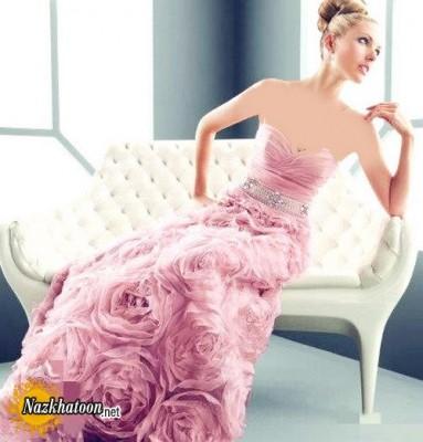 مدل لباس عروس – 98