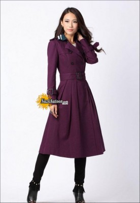Coats-For-Women-2015-Purple
