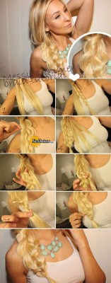 Messy-Summer-Braid-Tutorial