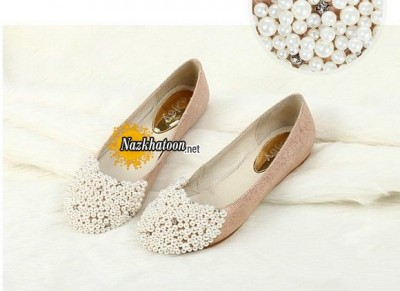 Sweet-Pearl-Flat-Wedding-Shoes