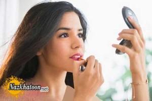 آموزش آرایش پف و ورم صورت