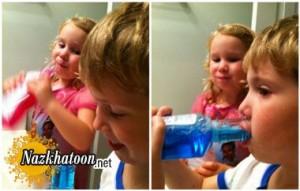 زمان استفاده از دهانشویه در کودکان