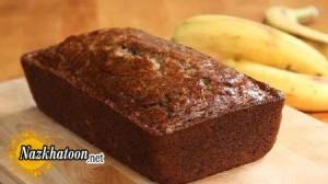 روش تهیه کیک موزی