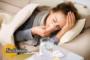 سرما نخوردن در پاییز و زمستان